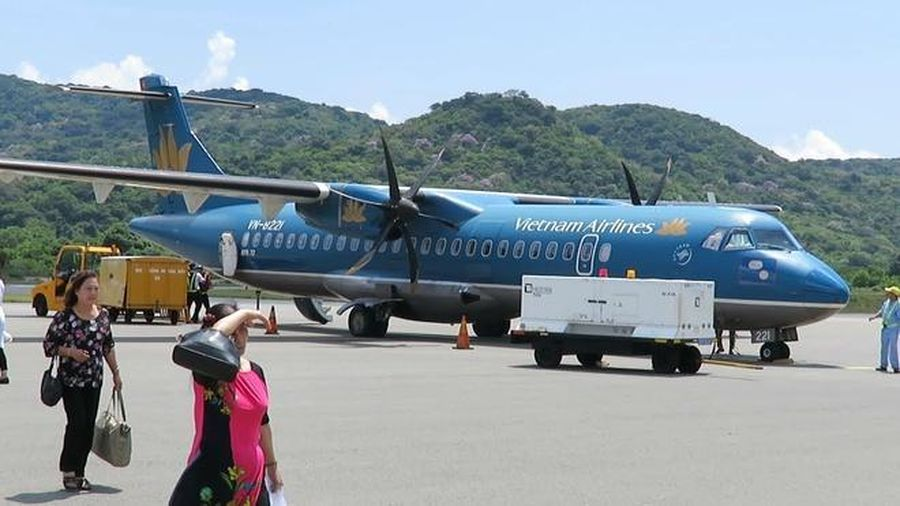 Thuê gấp 2 chiếc ATR-72, Vietnam Airlines sắp mở đường bay Côn Đảo?