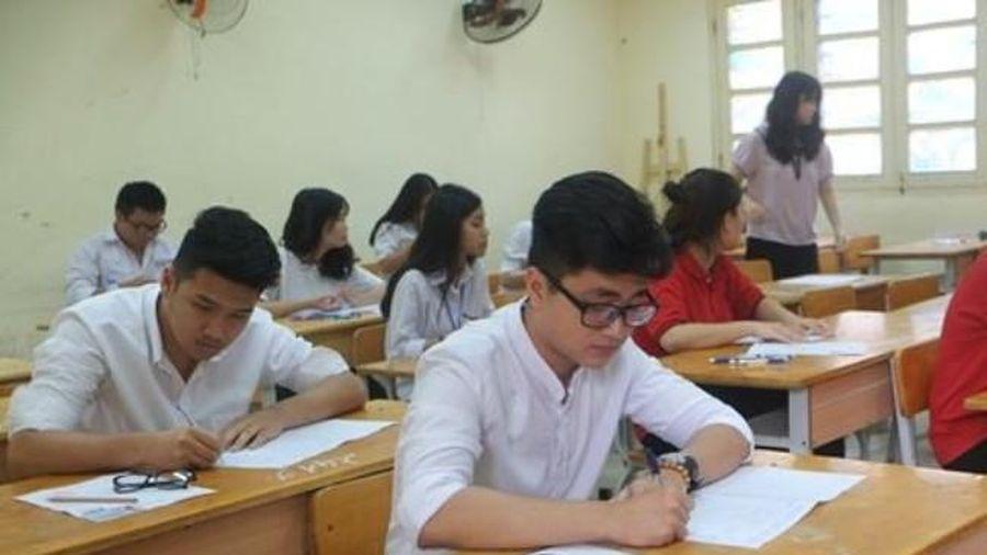 Hà Nội huy động hơn 10.000 người phục vụ kỳ thi tốt nghiệp THPT 2020