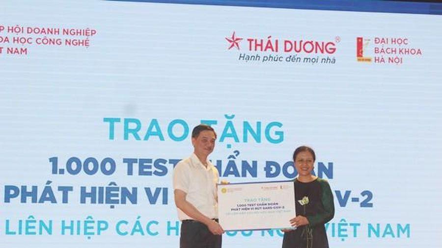 Hai bộ kit chẩn đoán Covid-19 của Việt Nam được nhiều nước châu Âu và Mỹ quan tâm