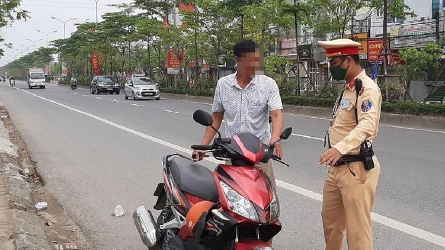 Bộ Công an đề xuất 28 nhóm hành vi trừ điểm giấy phép lái xe