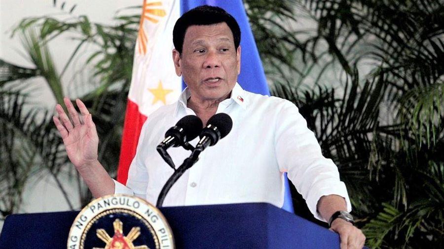 Tổng thống Duterte dọa giết tội phạm ma túy 'hủy hoại đất nước'