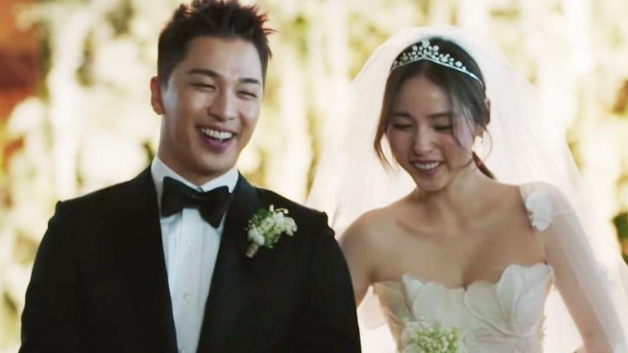 Tae Yang (Big Bang) thay đổi suy nghĩ về hôn nhân khi lấy Min Hyo Rin