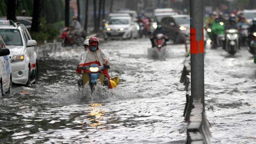TP Hồ Chí Minh: Có hay không việc thu phí chống ngập?