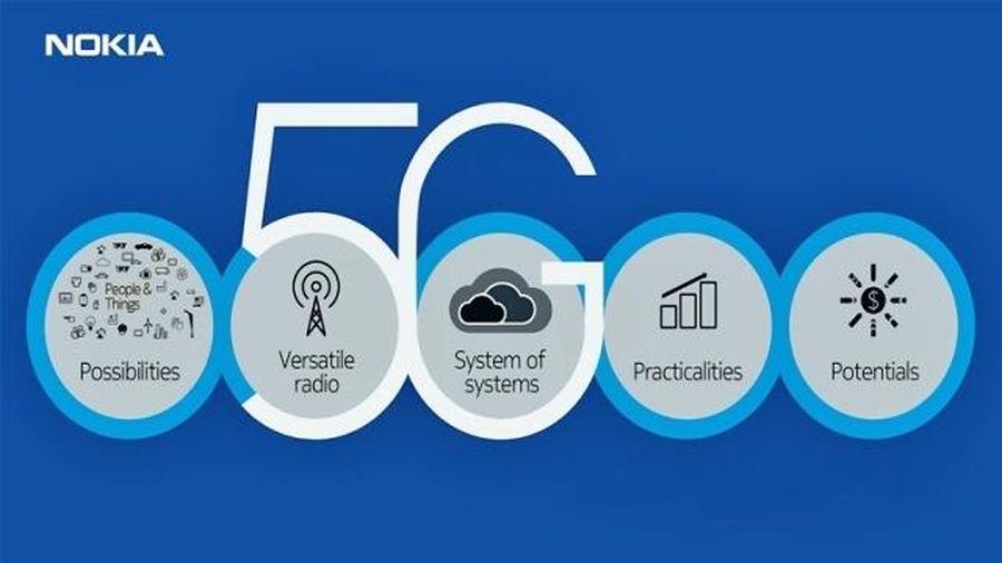 Công nghệ 5G làm mát bằng chất lỏng của Nokia giúp giảm lượng khí thải