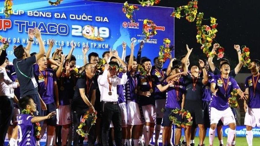 CLB TP Hồ Chí Minh sẽ là đối thủ cạnh tranh với CLB Hà Nội tại V.League 2020
