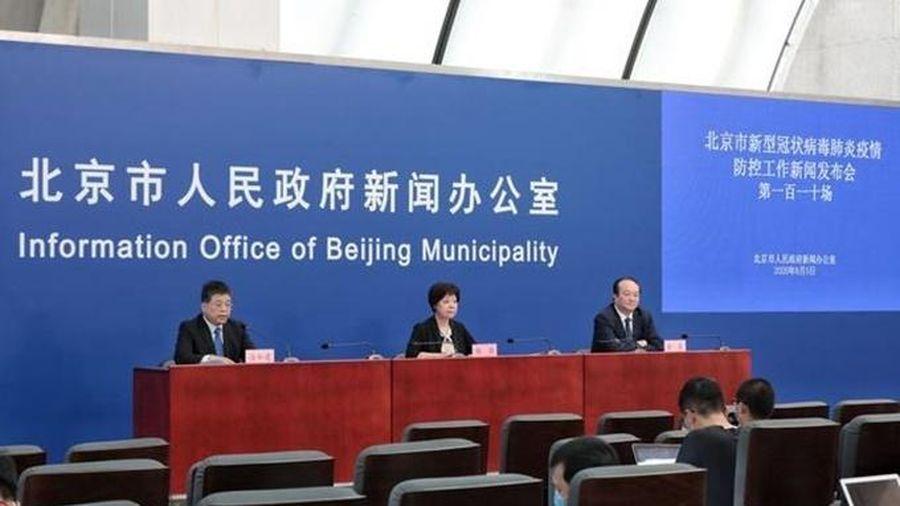 Từ ngày 6-6, người dân tại Bắc Kinh có thể tháo khẩu trang khi ra ngoài
