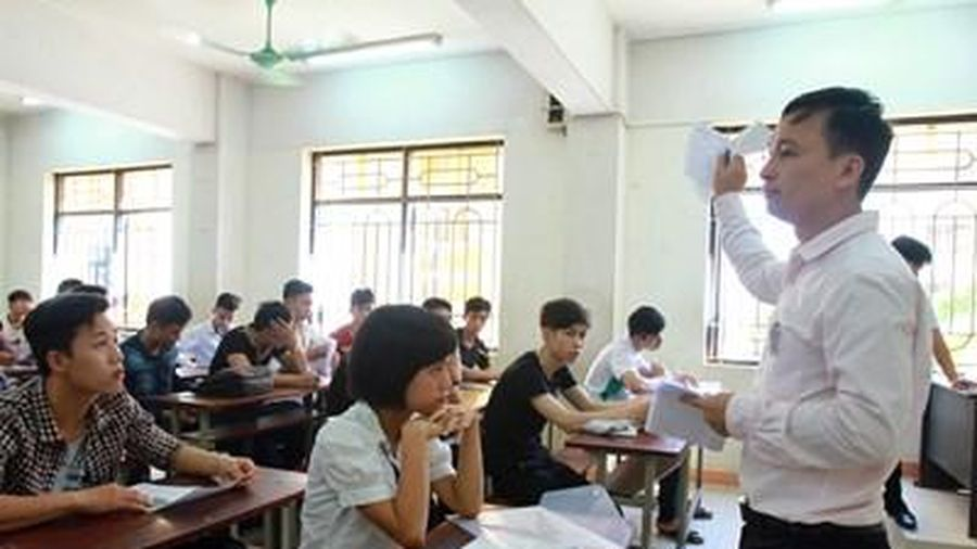Ban hành Quy chế thi tốt nghiệp Trung học phổ thông