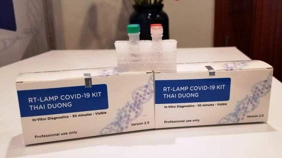 Ra mắt 2 bộ kit chẩn đoán Covid-19 của Việt Nam được lưu hành ở châu Âu