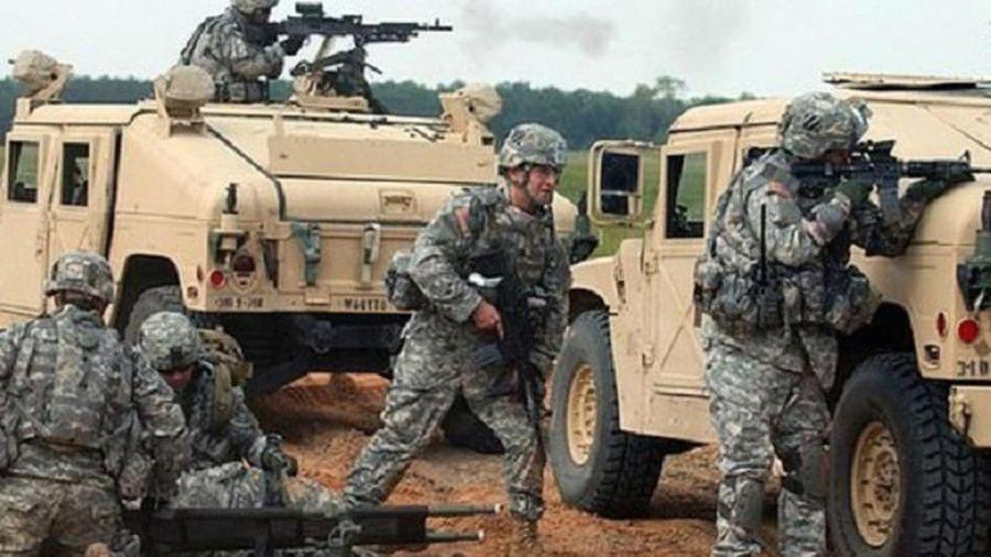 Hệ thống vũ khí siêu khủng của Sư đoàn bộ binh cơ động số 4 Mỹ