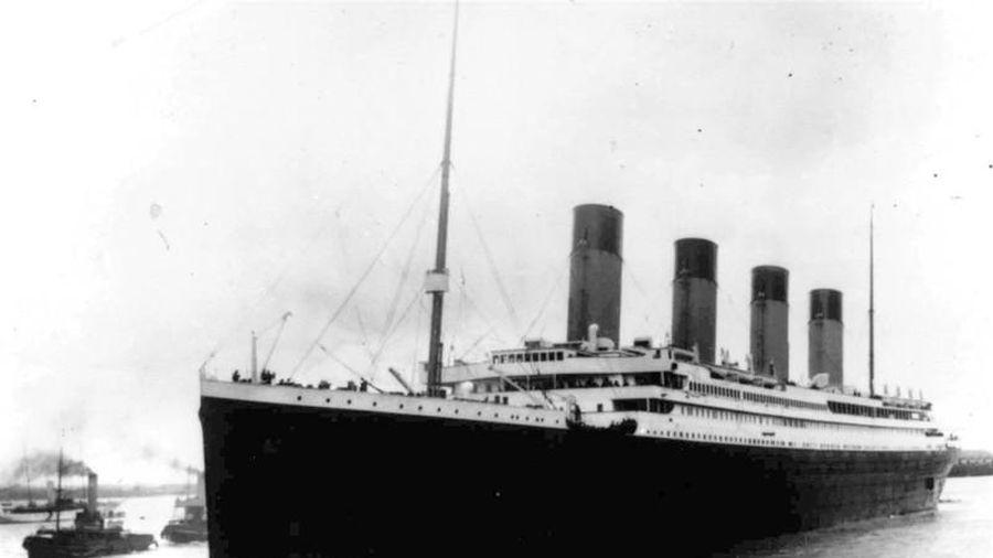 Tàu Titanic bị chìm do gặp vận xui từ lúc đóng tàu?
