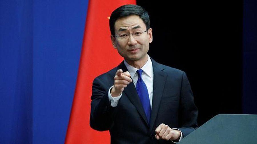 Ông Cảnh Sảng rời vị trí phát ngôn viên Bộ Ngoại giao Trung Quốc