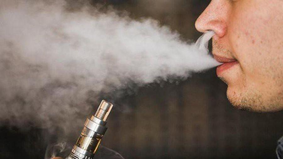 Vì sao Mỹ cũng sợ… thuốc lá điện tử?