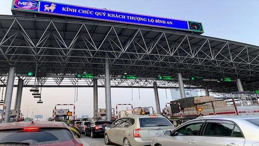 Triển khai thu phí tự động không dừng tuyến Pháp Vân - Cầu Giẽ - Ninh Bình từ 15h00 ngày 10/6/2020