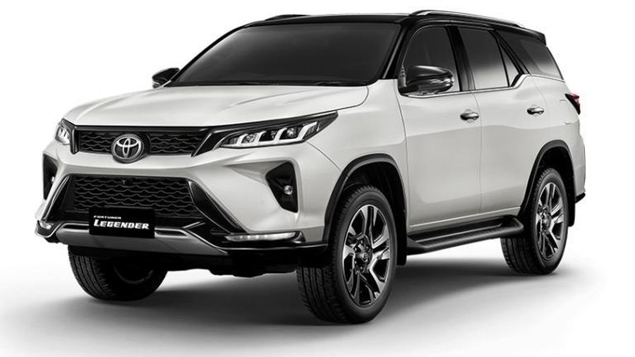 Toyota Fortuner 2020 có thêm bản Legender cao cấp