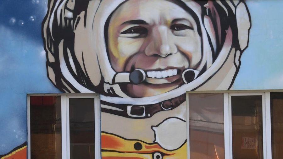 Nga chế tạo thang máy chào khách bằng giọng nói của Gagarin