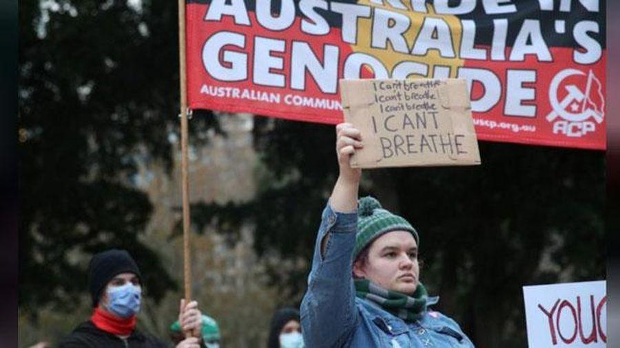 Vì sao Australia cố ngăn chặn biểu tình phản đối phân biệt chủng tộc?