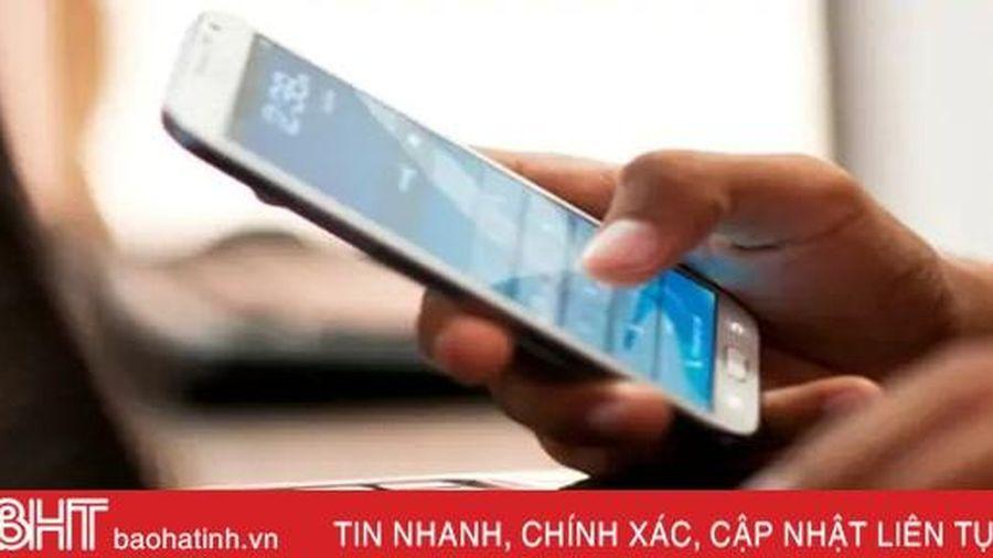 Đề xuất nhập số CMND/thẻ căn cước khi nạp thẻ điện thoại trả trước