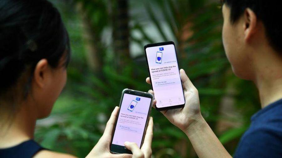 Singapore, Phần Lan phát triển công nghệ theo dõi để kiềm chế COVID-19