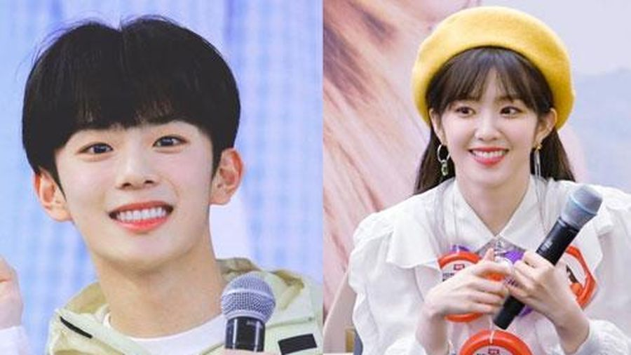 Nam idol gây sốt vì nhan sắc hao hao giống Irene (Red Velvet)