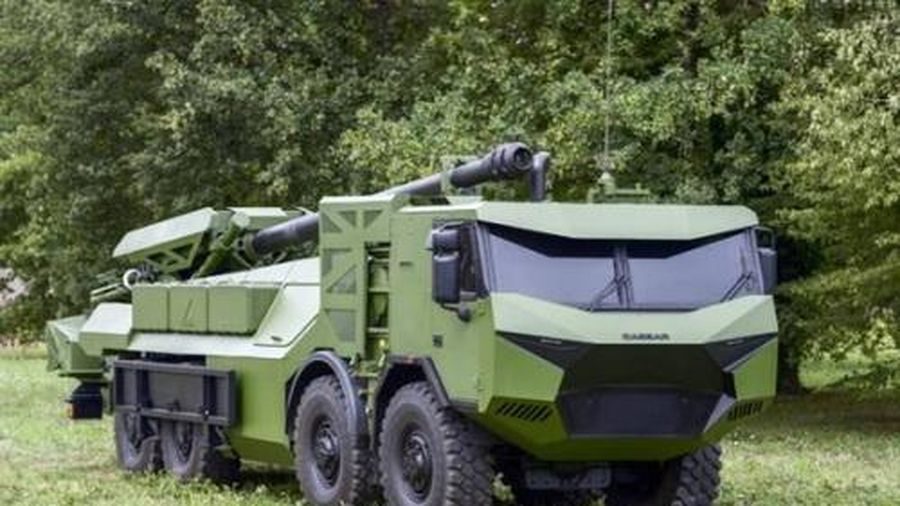 Cộng hòa Séc dự định mua số lượng lớn pháo tự hành Caesar 155 mm