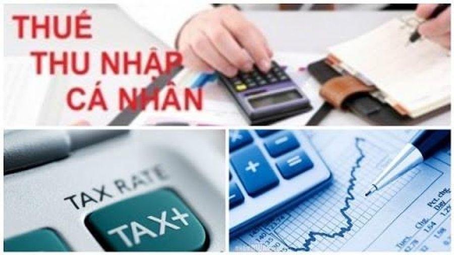 Thu nhập trên 11 triệu đồng mới phải nộp thuế thu nhập cá nhân