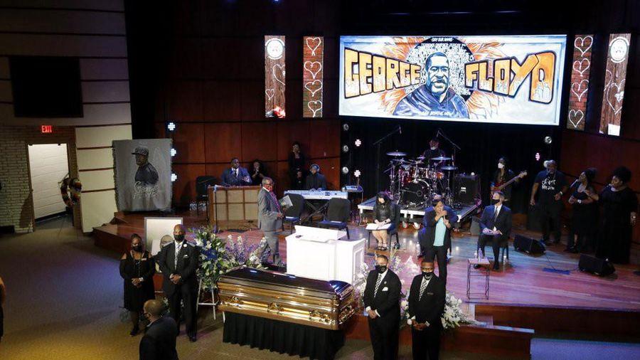 Lễ tưởng niệm George Floyd được tổ chức tại Minneapolis