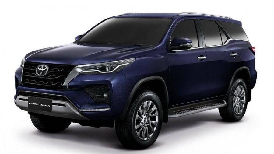 Toyota Fotuner 2021 sắp ra mắt tại Úc chỉ có một bản tiêu chuẩn