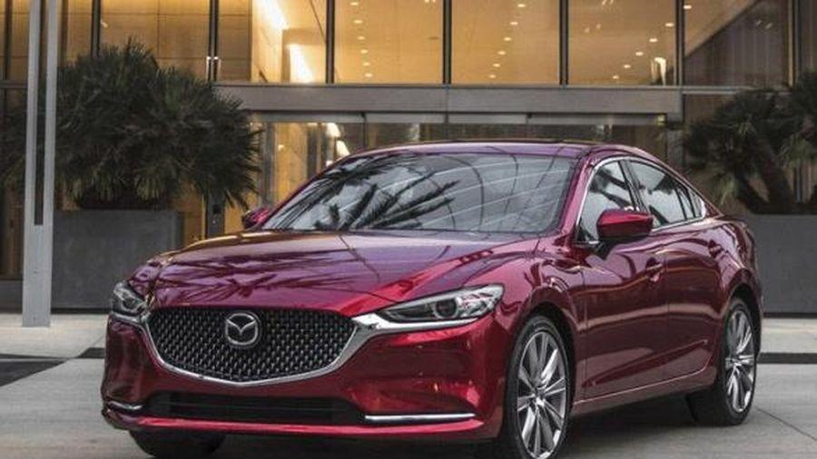 Mazda6 2020 phiên bản nâng cấp mới sắp ra mắt Việt Nam