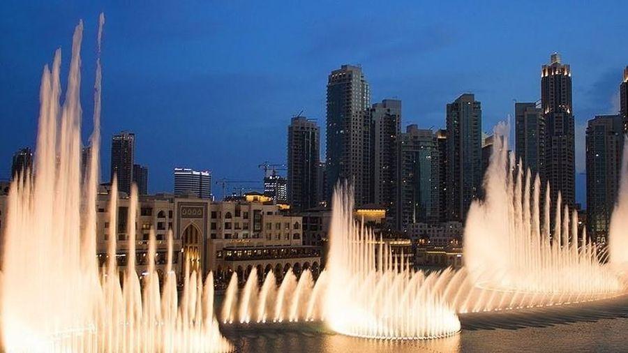 Chiêm ngưỡng những đài phun nước nổi tiếng thế giới