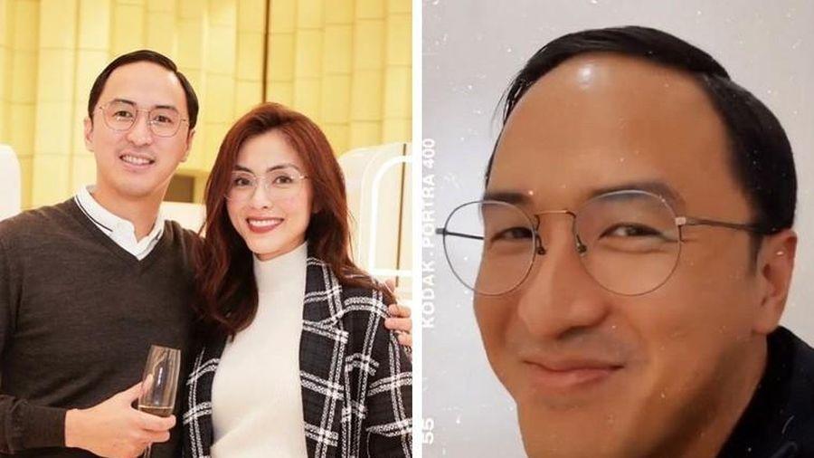 Chuyện showbiz: Tăng Thanh Hà bất ngờ khoe 'ảnh xấu' của chồng đại gia