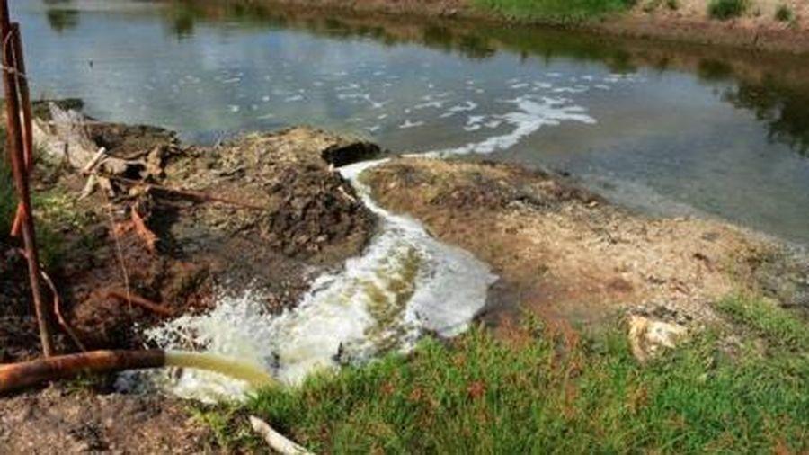 Cà Mau quản chặt hoạt động xả thải vào công trình thủy lợi