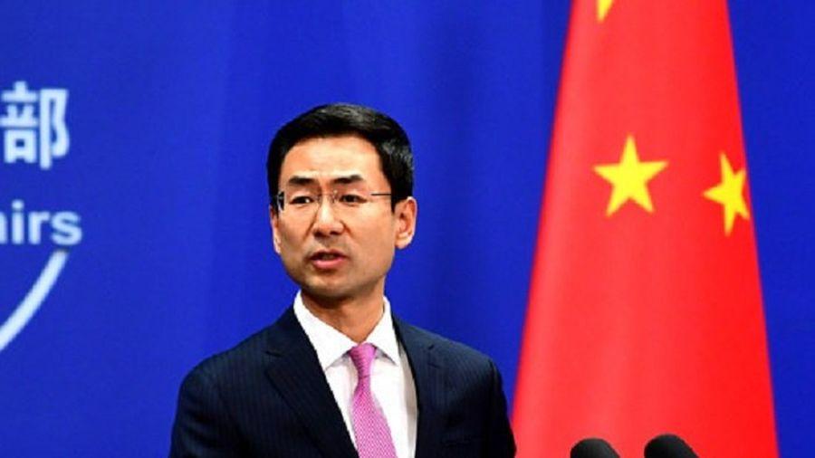 Cảnh Sảng rời vị trí phát ngôn viên Bộ Ngoại giao Trung Quốc