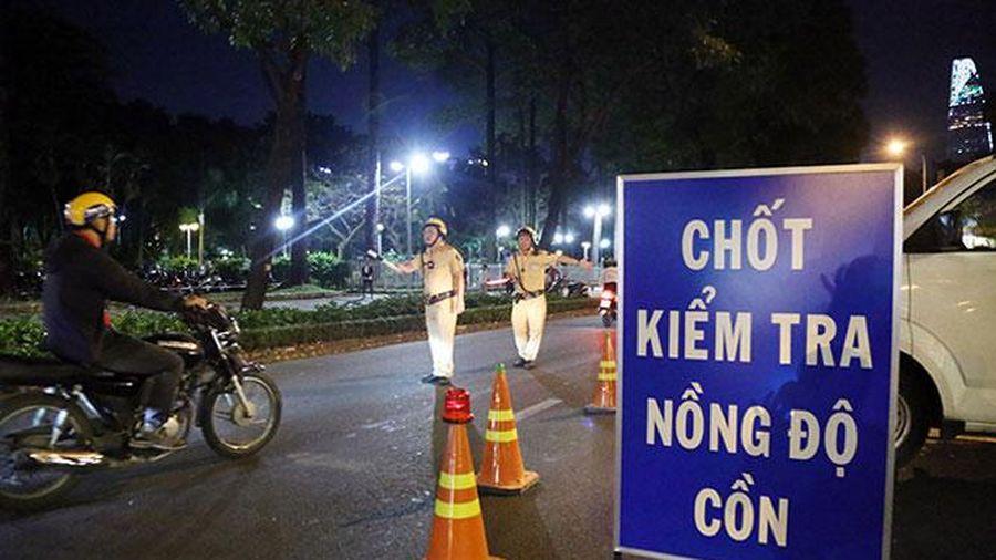 Tai nạn giao thông tại thành phố Hồ Chí Minh giảm cả 3 tiêu chí