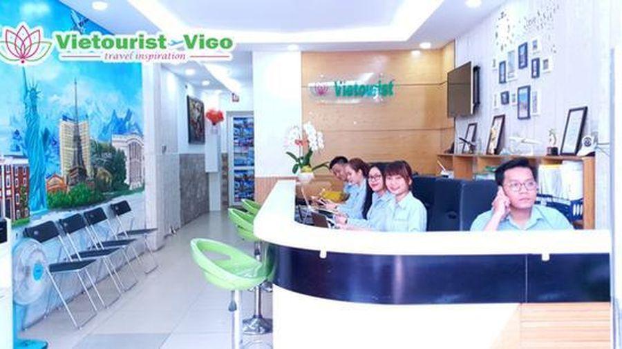 Vietourist (VTD) thông báo tặng tour du lịch cho cổ đông, giá cổ phiếu tăng kịch trần