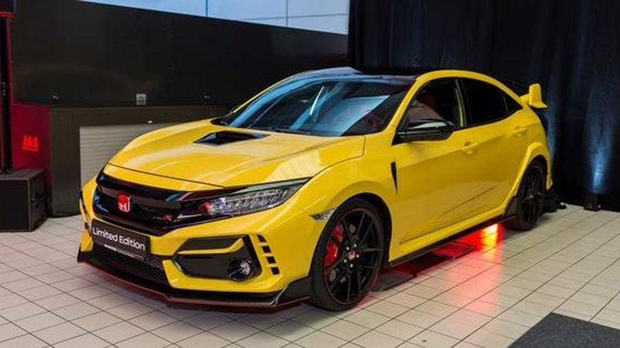 Vừa ra bản đặc biệt, Honda Civic Type R bán hết hàng chỉ trong 4 phút