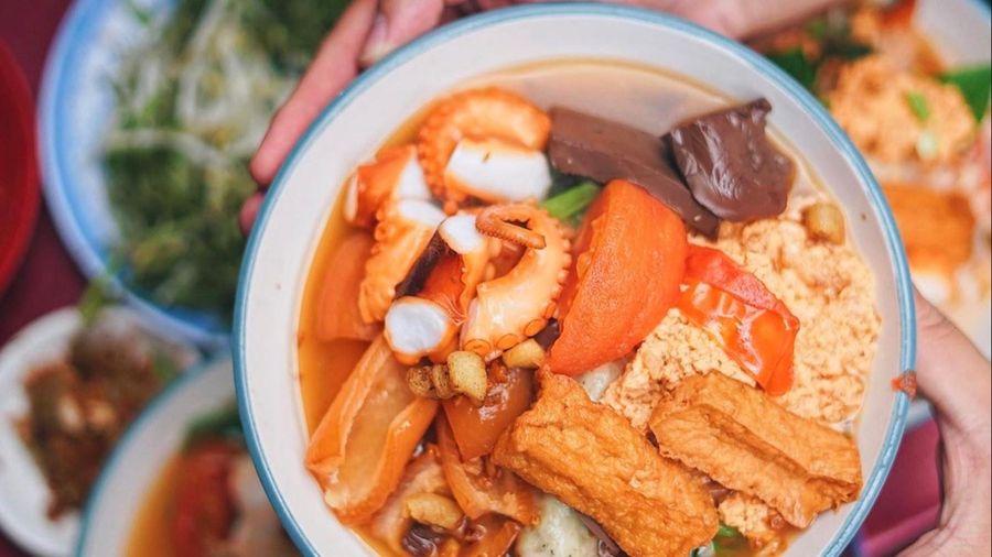 Loạt món hút khách ở 3 thiên đường ẩm thực Việt Nam