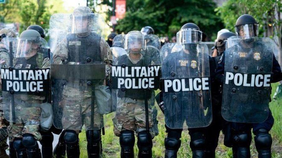 Washington sắp đối mặt 'sóng thần' biểu tình, Nhà Trắng bố trí lính bắn tỉa ứng phó