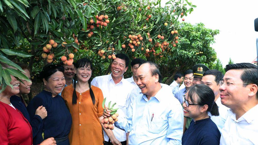 Thủ tướng tổng kết 10 điểm nổi trội của Bắc Giang