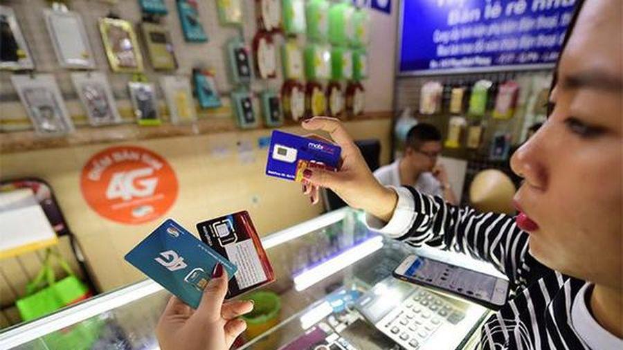 Sim rác mở tài khoản Mobile Money: Không cần phải lo lắng