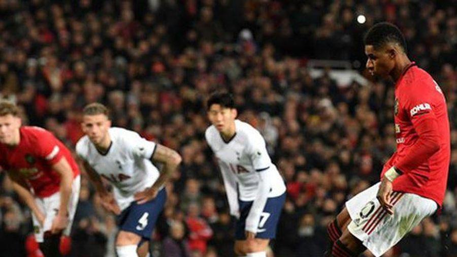 HLV Solskjaer trông chờ MU thắng to Tottenham