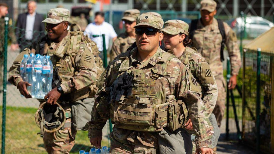 Mỹ bất ngờ rút bớt binh sỹ khỏi nước Đức mà không báo trước