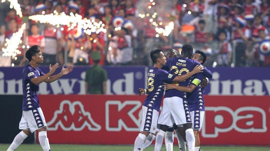Hà Nội FC giành chiến thắng đậm trước Hoàng Anh Gia Lai