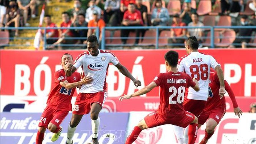 V.League 2020: Vòng 3 trở lại hấp dẫn với vị trí dẫn đầu thuộc về TP Hồ Chí Minh