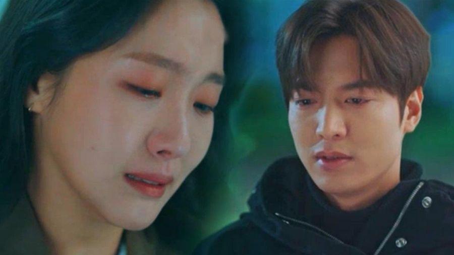 'Quân vương bất diệt' tập 15: Lee Min Ho đóng cổng song song, vĩnh viễn bị chia cắt với Kim Go Eun?