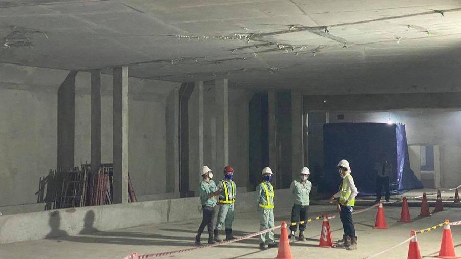 TP.HCM: Giải phóng mặt bằng tuyến Metro số 2 trong tháng 6 là không khả thi