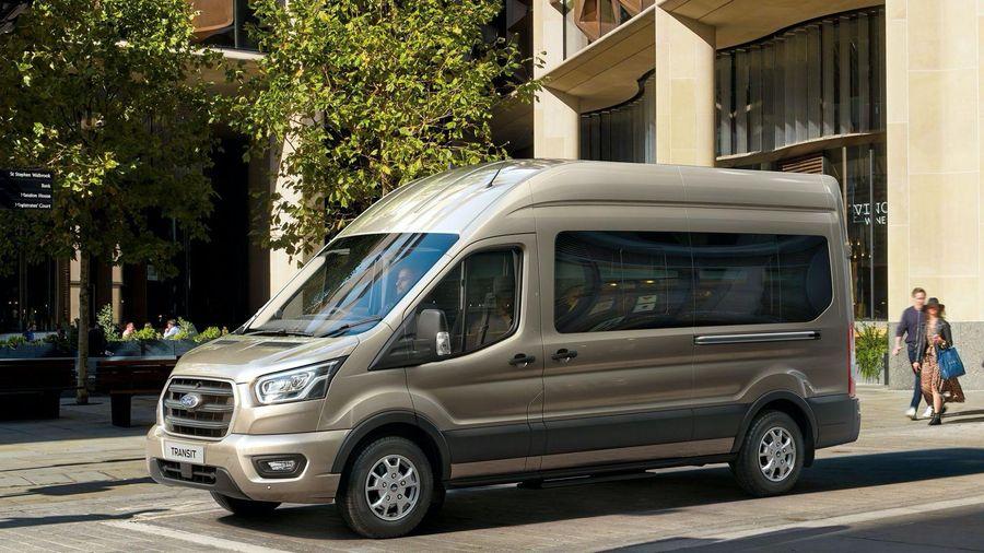 Ford Transit bất ngờ được chia sẻ trang bị với mẫu bán tải Ranger, chờ ngày về Việt Nam