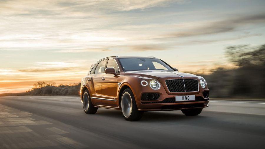Bentley Bentayga đánh dấu cột mốc mới sau hơn 4 ra mắt, chuẩn bị được nâng cấp