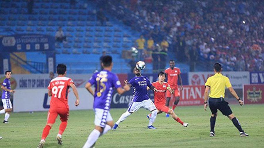 Vòng 3 V.League 2020: Hà Nội FC thắng đậm 3-0 trước Hoàng Anh Gia Lai