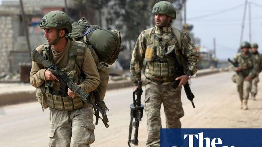 Binh sĩ Thổ Nhĩ Kỳ thiệt mạng trong vụ tấn công ở Idlib, Syria