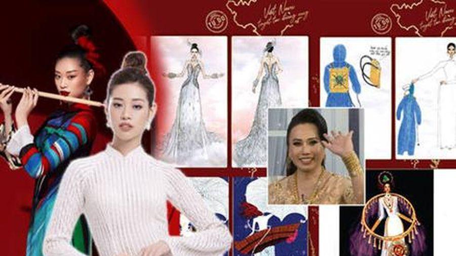Những trang phục dân tộc 'siêu độc' dành cho Khánh Vân tại Miss Universe 2020